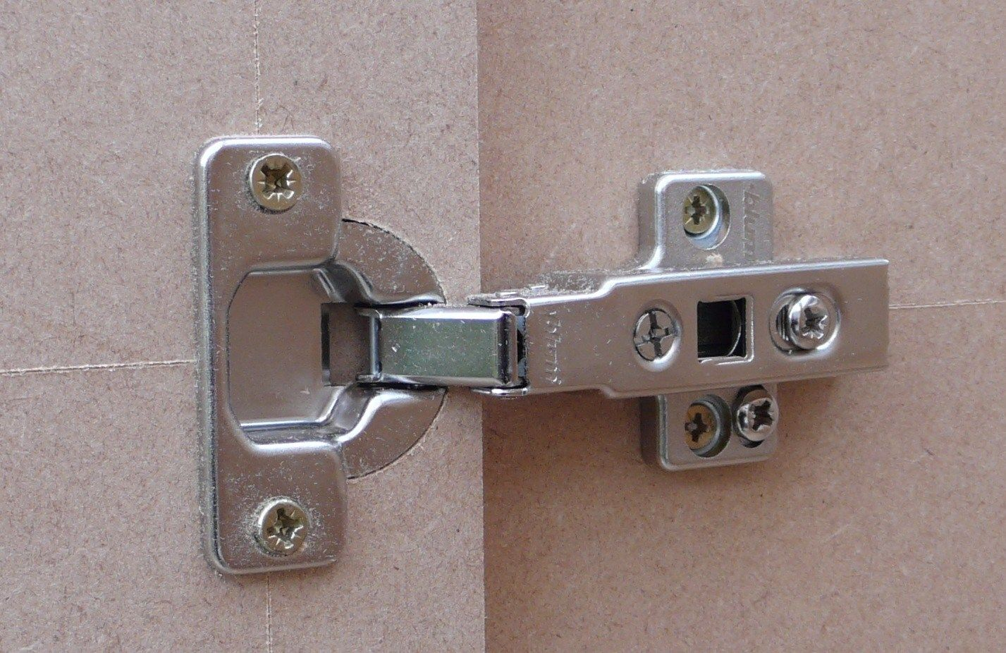 Cabinet door hinges - One of the fastest ways to update ...