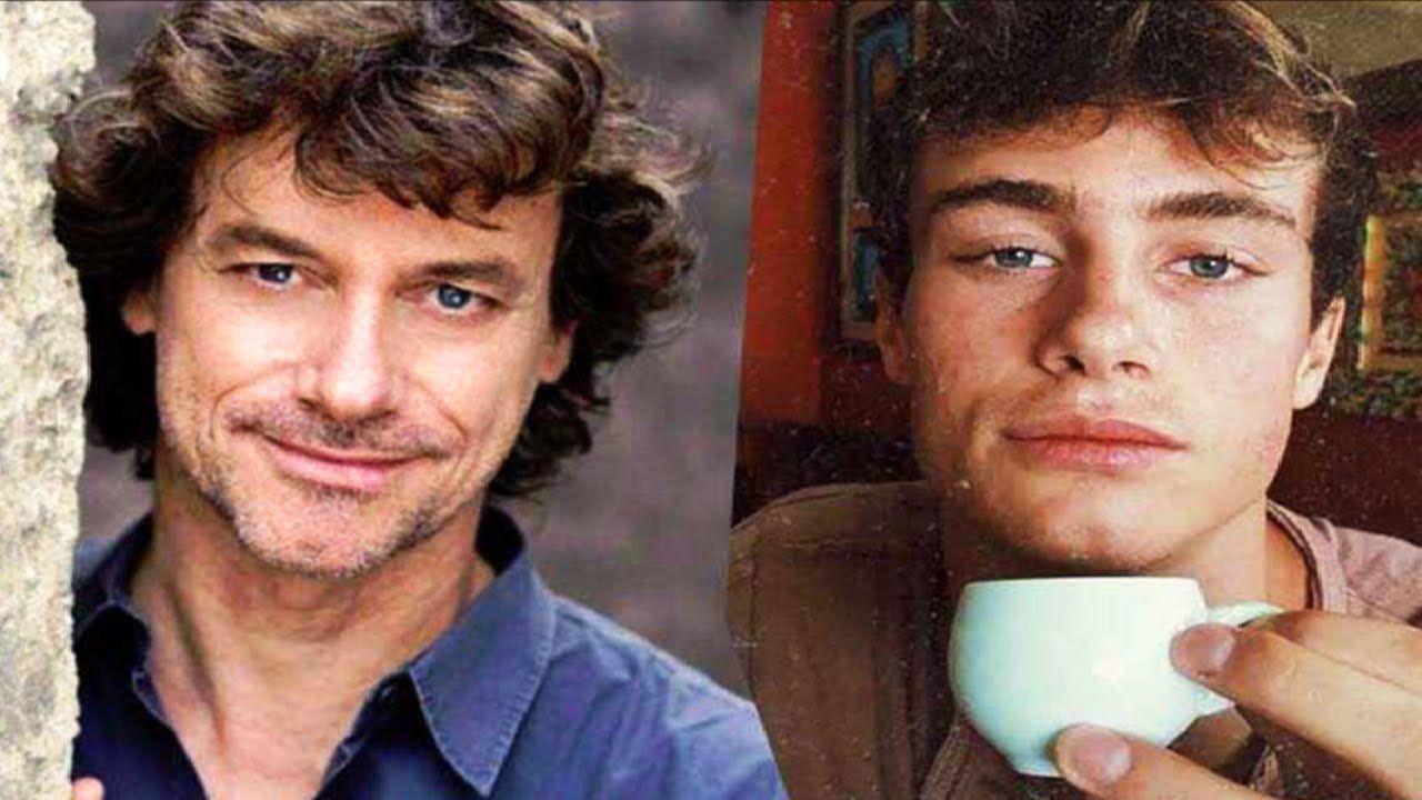 Alberto Angela e il figlio Edoardo: