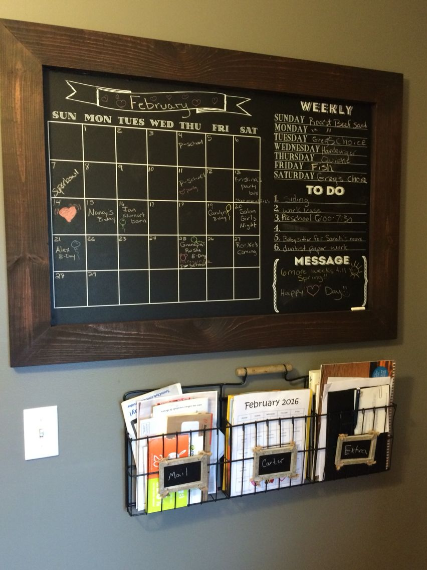 Rustic Office Decor, Rustic Office, Home Childcare