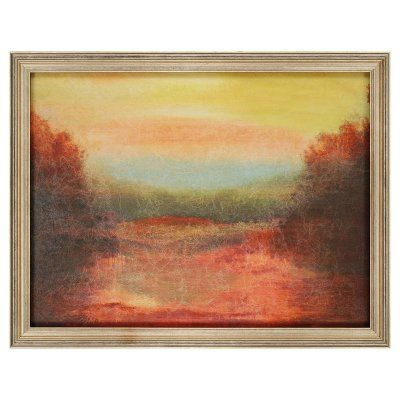 Paragon Decor Autumn Sky by Rig Wall Art - 2750 | Rigs and Products