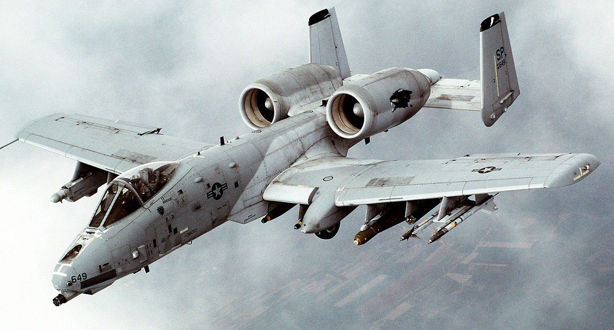 The A 10 Thunderbolt Warthog Is Here To Stay Indefinitely Says Us Air Force A 10 Warthog A 10 Thunderbolt A10 Warthog