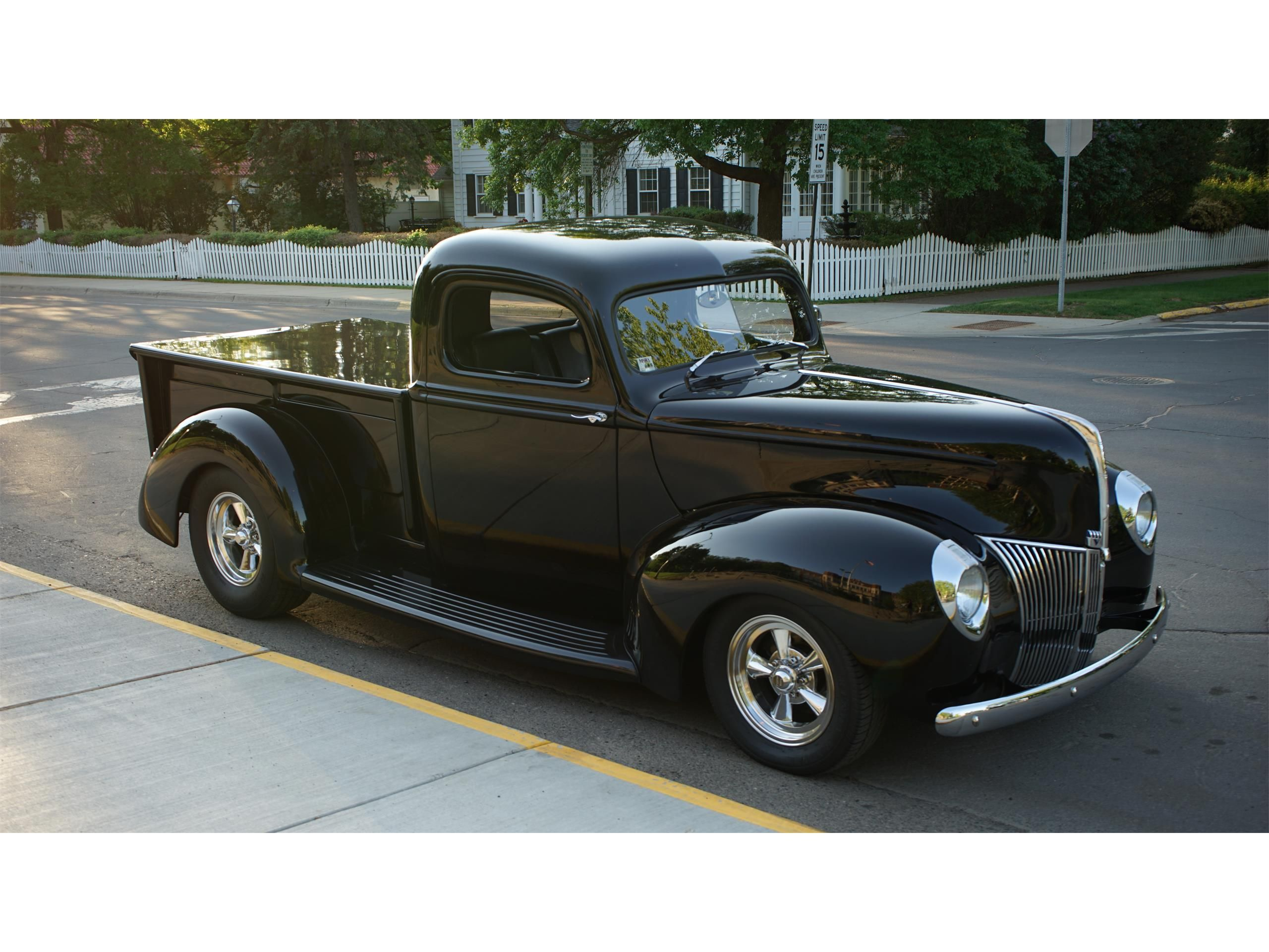 Large Photo Of 40 Pickup Nt73 Ford Pickup For Sale Ford Pickup Pickups For Sale
