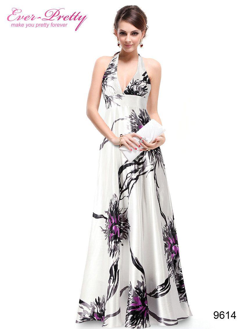 Купить Вечерние платья HE09614WH сексуальный v образным вырезом ...