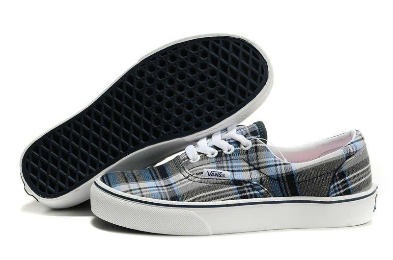 Blue vans shoes, Vans authentic shoes