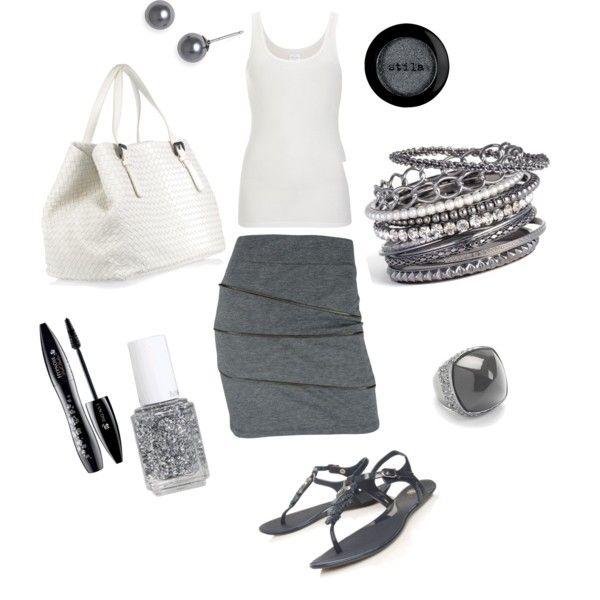 simple gray!