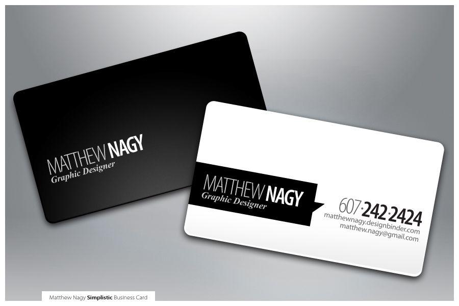Beispiele Für Tolle Visitenkarten Designs In Verbindung Mit