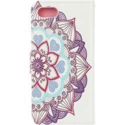 Photo of Motif flip case pink mandala for your iPhone 7/8 Plus