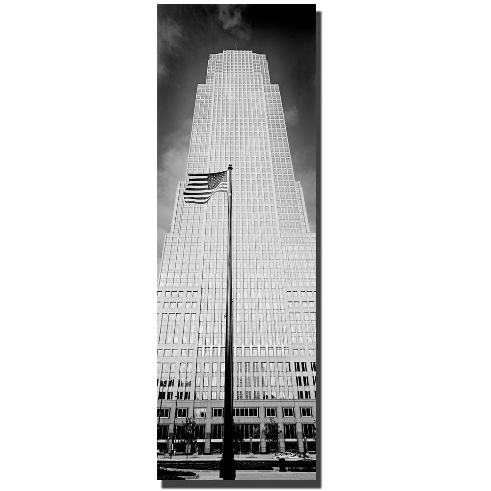'Cleveland' by Preston Photographic Print on Canvas
