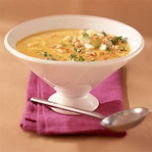 Curried Turkey Soup | MyRecipes.com