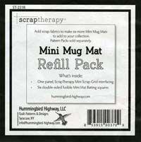 Mini Mug Mat Refill Pack