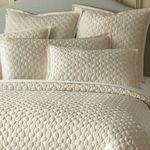 Lennox Bedding & Quilt - Champagne www.buytrimdownfiber.com