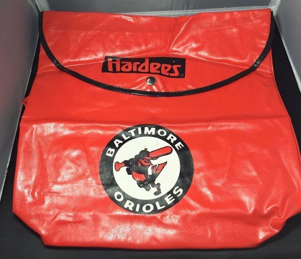 Baltimore orioles back pack baseball maryland hardees