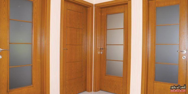 ابواب منازل اشكال ابواب خشب داخلية وخارجية للشقق قصر الديكور Tall Cabinet Storage Home Decor Clay Houses