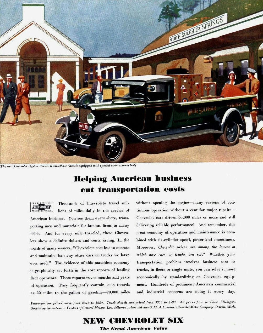 Chevrolet 1931 Chevrolet Trucks Chevy Pickups Chevrolet