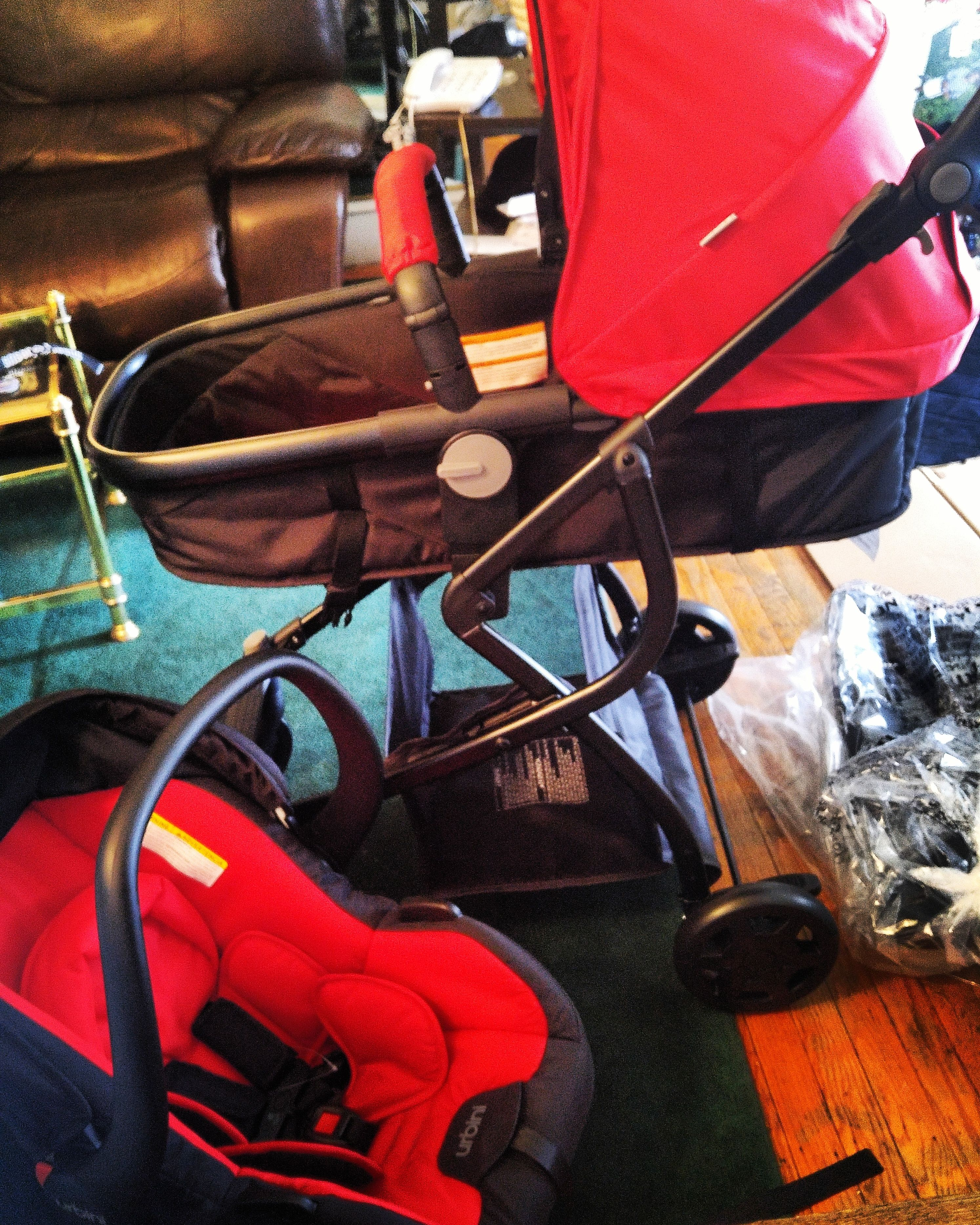 For expecting Mommys looking for a travel system I highly