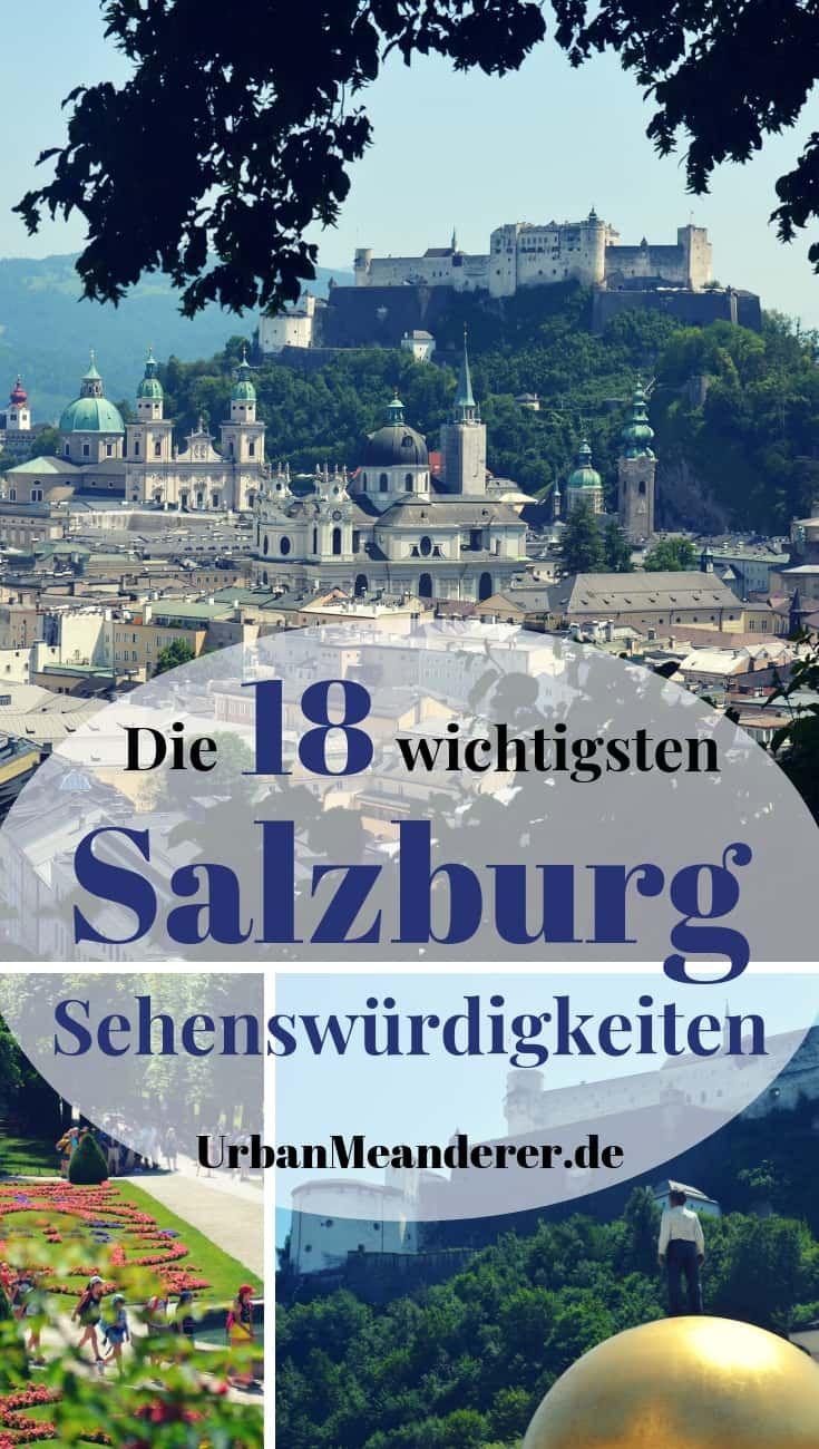 El recorrido turístico perfecto por Salzburgo (+ más consejos) Blog de viajes Urban Meanderer