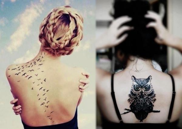 tatuajes para mujeres no permanentes