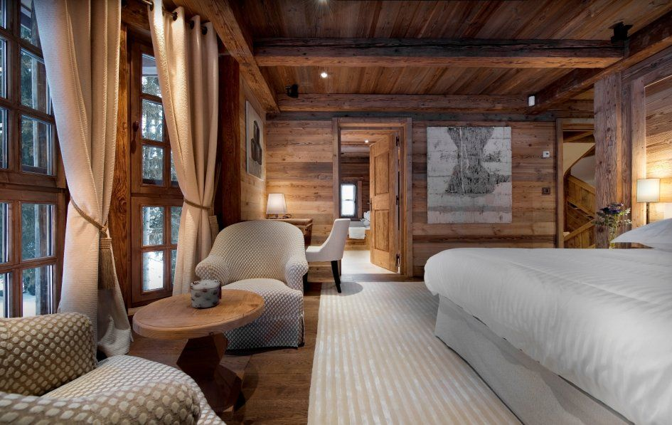 World Class Luxury Ski Holiday Chalet Gentianes In Courchevel 1850  Available To Book Through Ultimate Luxury Chalets. Fully Catered, Swimming  Pool, Hot Tub, ...