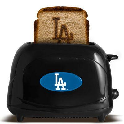 Los Angeles Dodgers Pangea MLB Pro Toaster (Black)
