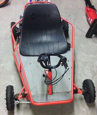 Razor Electric Dune Buggy Go Kart Kids Ride On 9mph