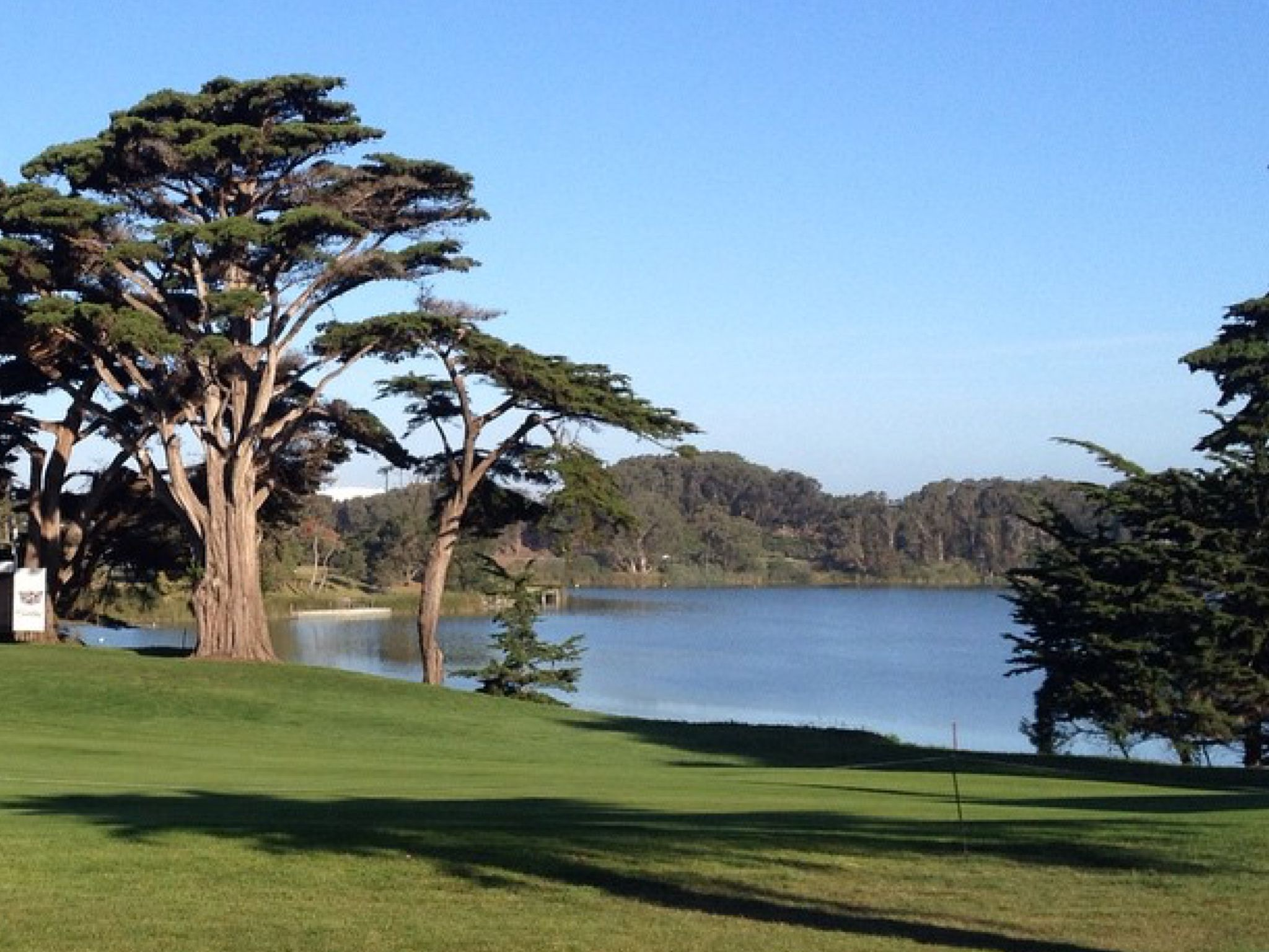 Harding Park at Lake Merced (With images) Merced