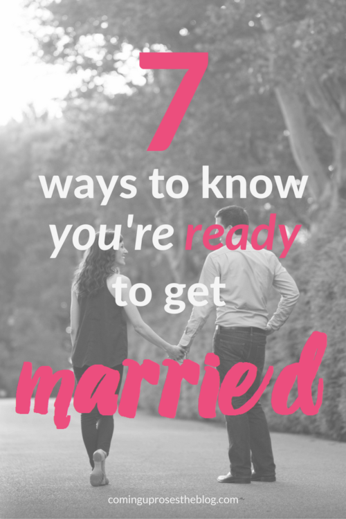 How to know you re ready to get engaged