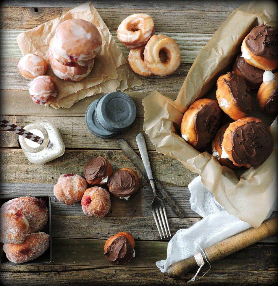 Donuts Varieties