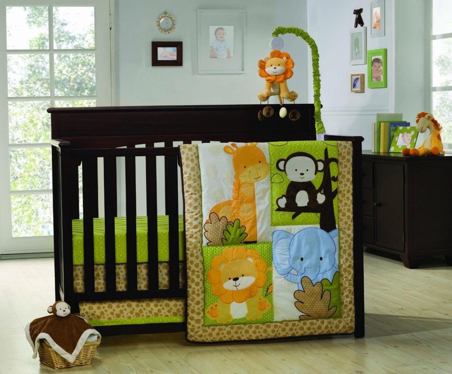 Kids Room:Baby Nursery Room Decoration Colorful Baby Blanket With Animal  Theme Dark Baby Crib Design With Vinyl Flooring Modern Baby Nursery Design  With ...