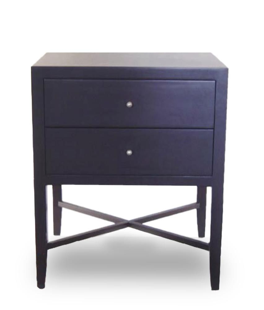 The Bloom Large Bedside Table