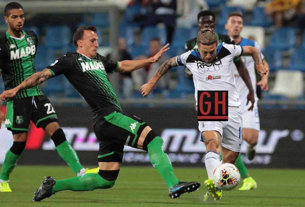 Sassuolo 1 4 Atalanta Football Today Atalanta Football