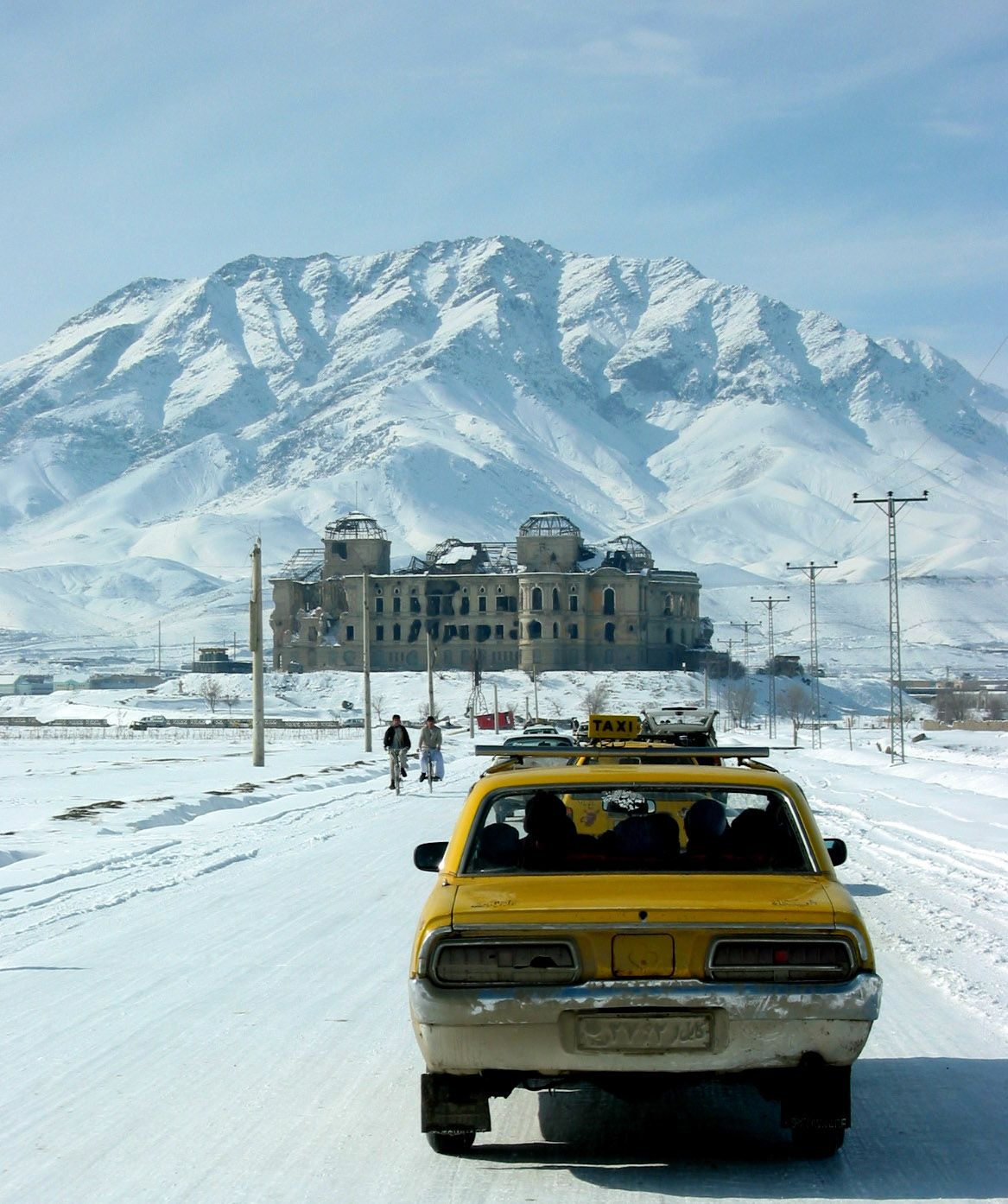 A Winter Taxi Ride In Kabul Afghanistan Afghanistan Middle East Destinations Iran Travel