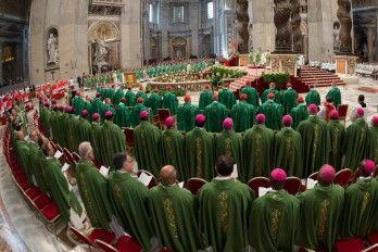 Sínodo De Obispos Cree Que Medios De Comunicación A Veces Inducen A Adulterio