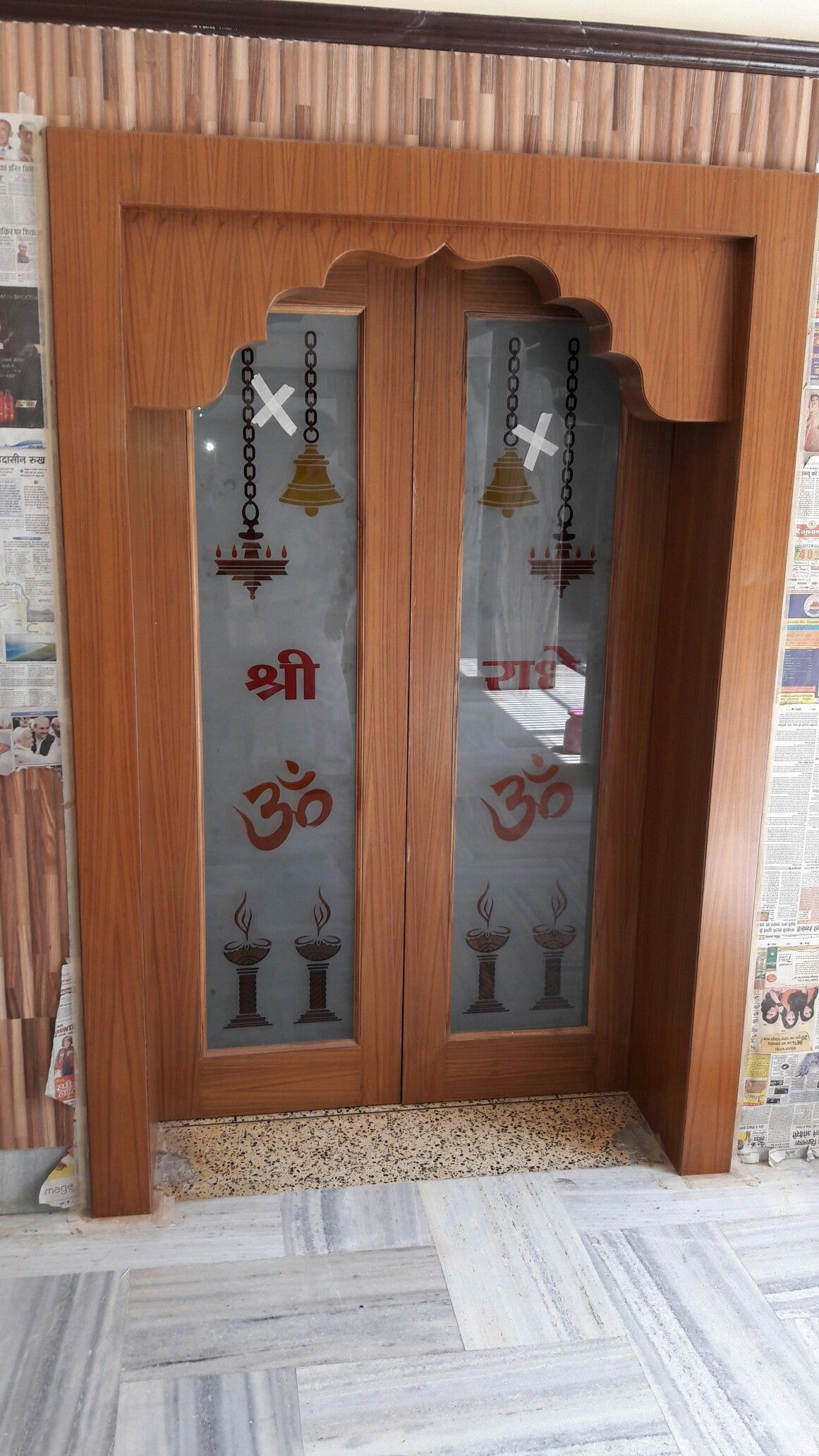 40 Door Design For Mandir Important Ideas: Pin By Shankar Duggal On Duggal