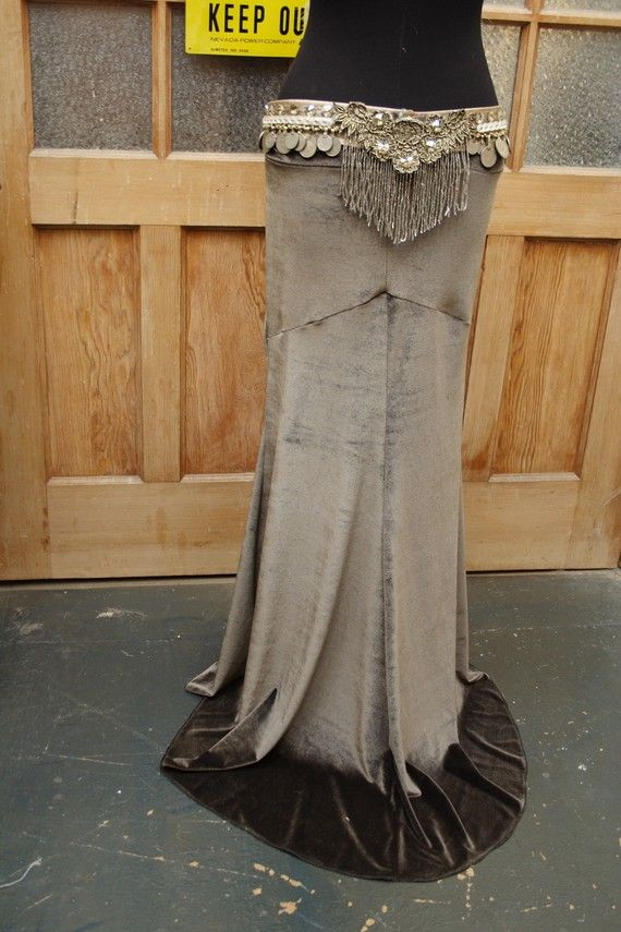 Super Bootie Low Rise Mermaid Skirt. Design by Snake Church (Duty Paik). She's AMAZING! from Dance & Costuming by Summer Keever