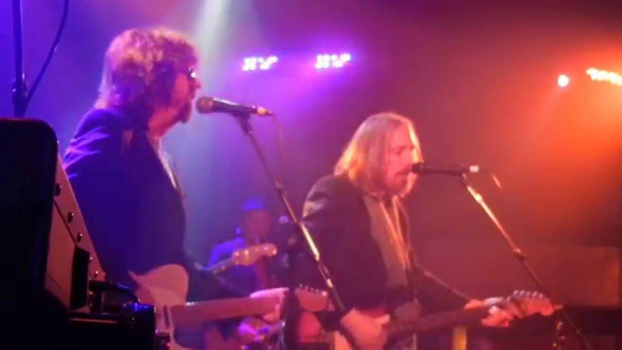 Poor House Tom Petty Jeff Lynne Troubadour Los Angeles Ca Dec Jeff Lynne Tom Petty Mike Campbell