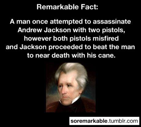Andrew Jackson Quotes Interesting Andrew Jackson  Badass  Andrew Jackson Jackson And Debt