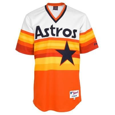houston astros uniform history