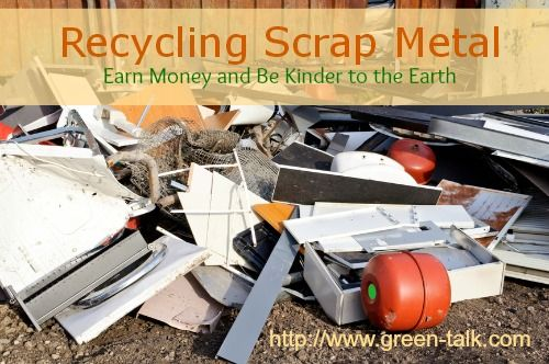 Recycle S Metal Make Money And Be Kinder To The Earth