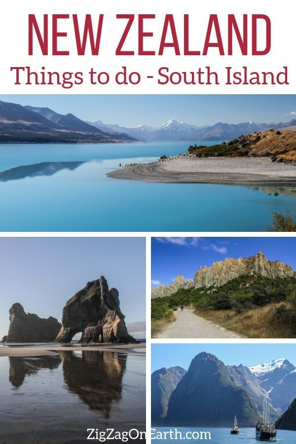 25 Best Things to do in New Zealand South Island (with photos)