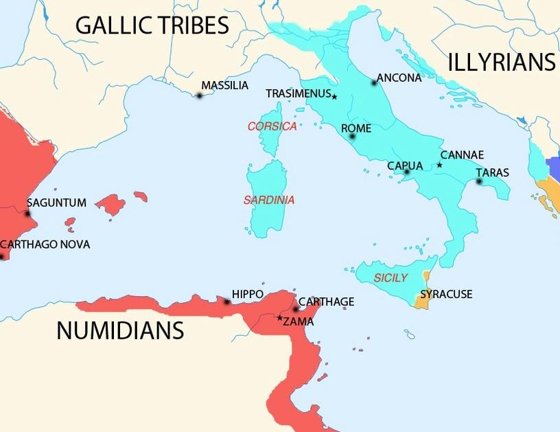 40 maps that explain the Roman Empire | Learn it! | Roman empire