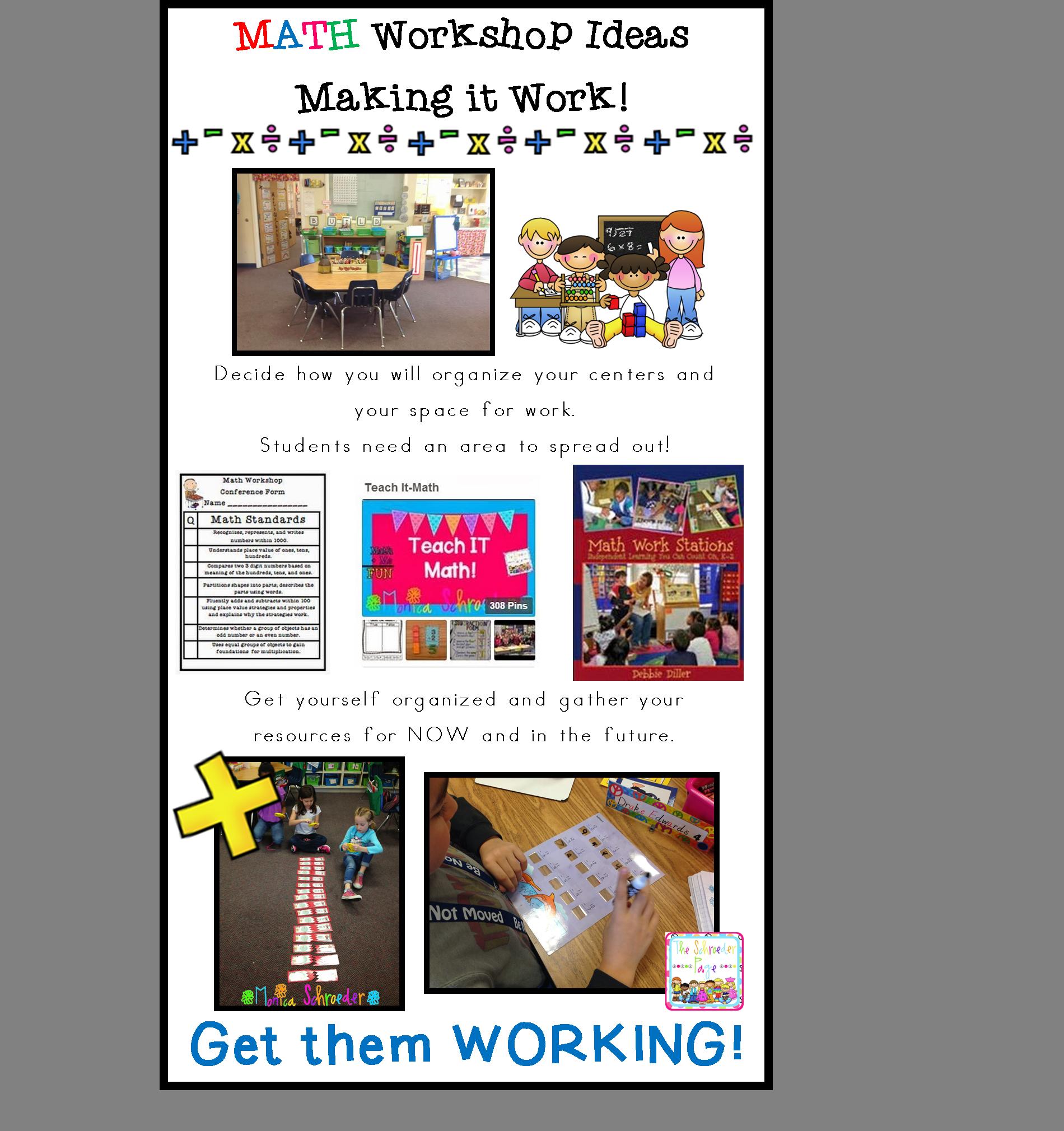 Math Workshop Ish Math Workshop Math Work Guided Math [ 2020 x 1900 Pixel ]