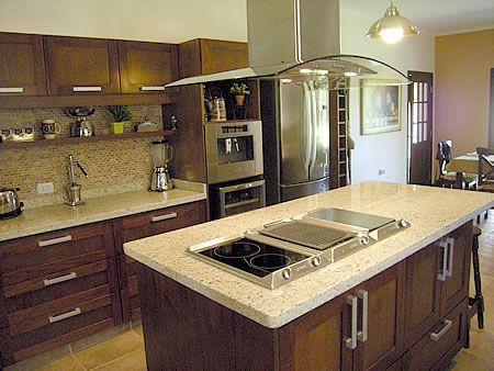 Amoblamiento de cocina a medida | Cocinas | Pinterest