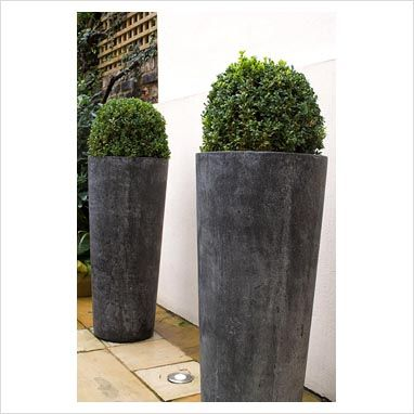 Great Tall Garden Pots   Google Search