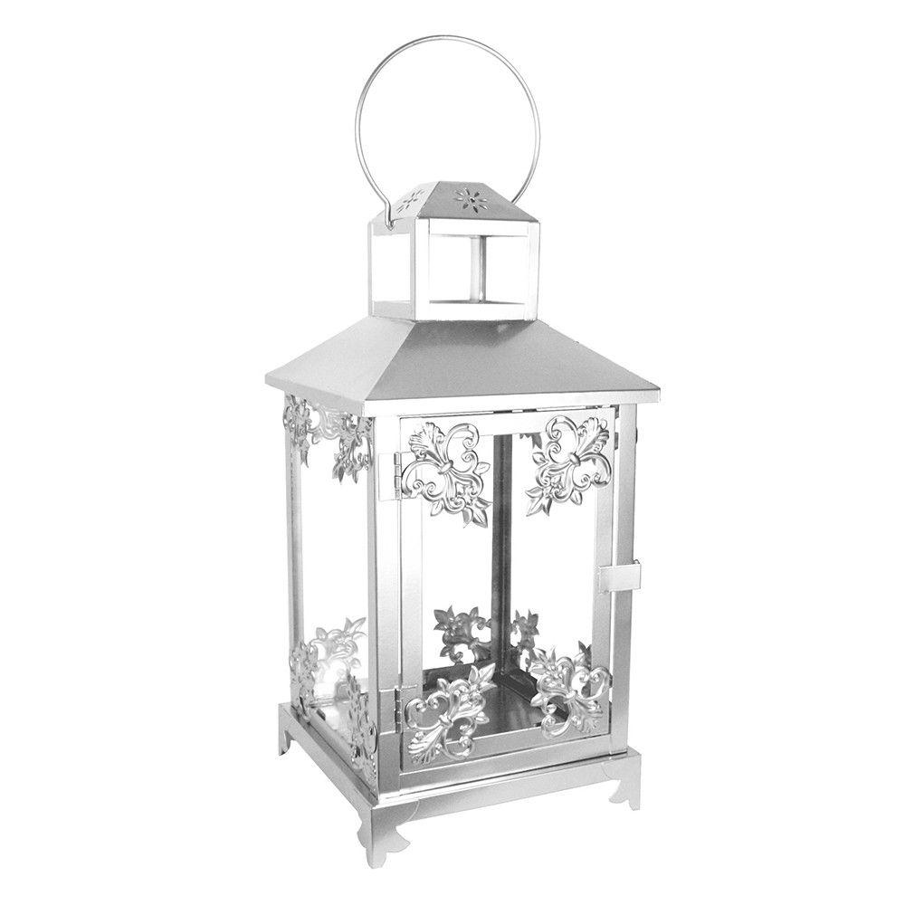 23790 Falkirk Lantern Large Silver Wholesale This Large