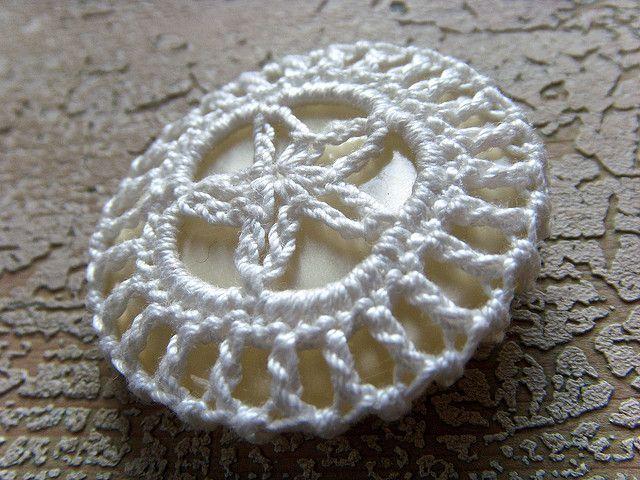 bottone crochet