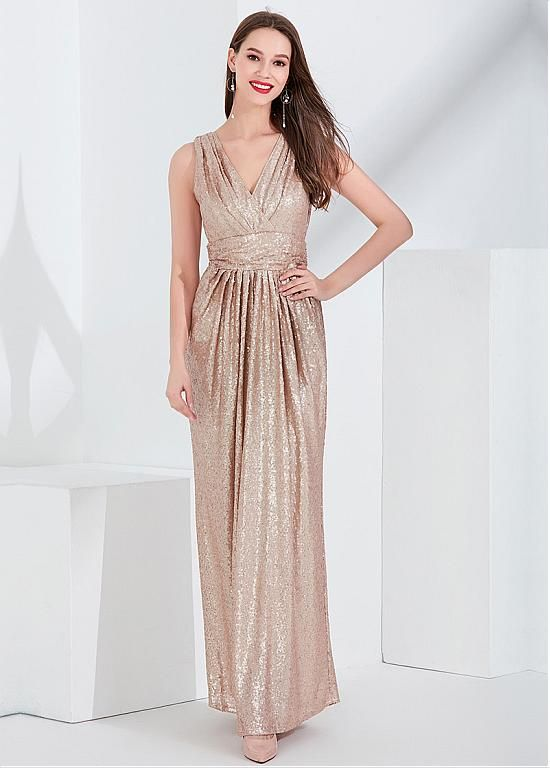 Bodycon wedding guest dress for over 50