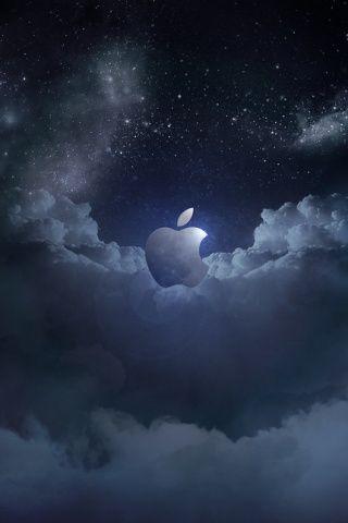 Wallpaper Iphone Apple New Moon 1433 Fond D Ecran Colore Fond Ecran Iphone 5s Fond D Ecran Telephone