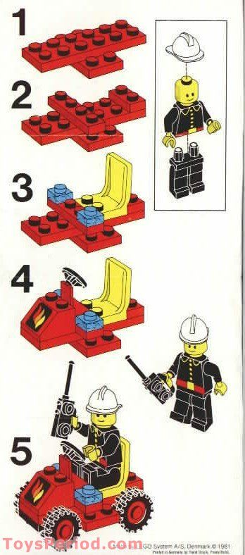Instructions lego lego - Adventskalender duplo ...
