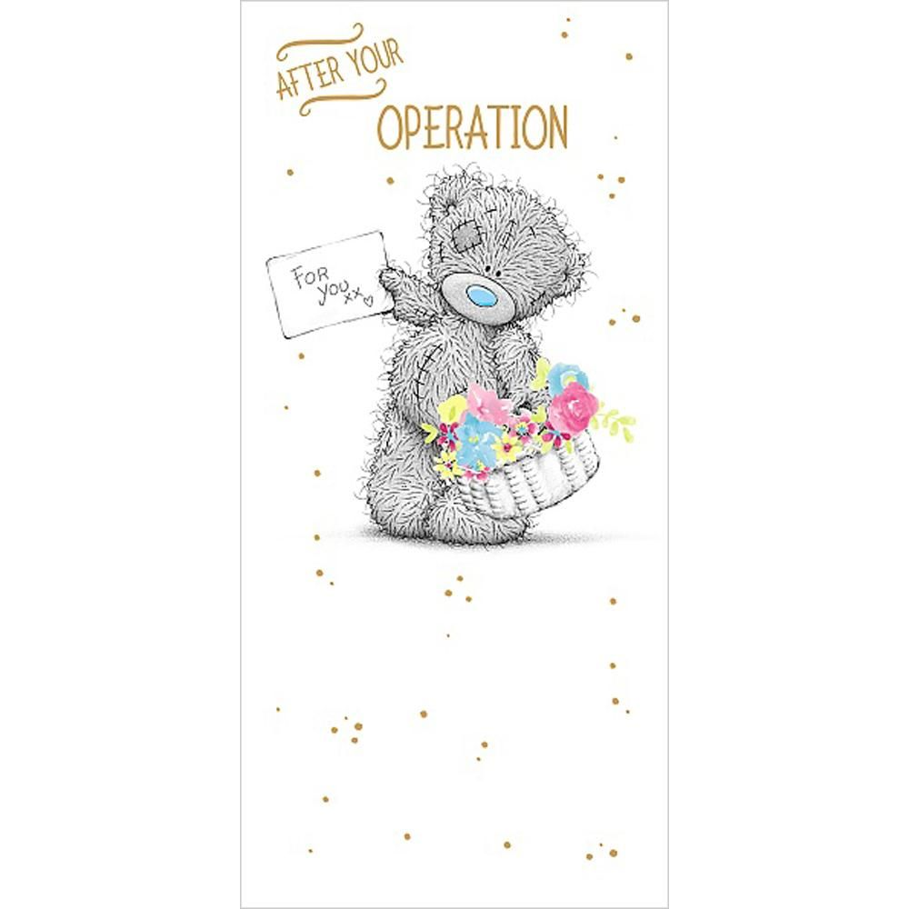 Get Well After Your Operation Card