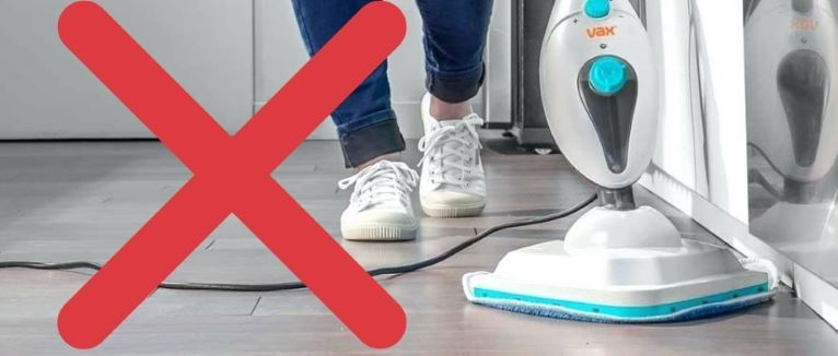 Cleaning Laminate Wood Floors, Using A Steam Mop On Laminate Flooring